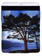 Lough Leane, Lakes Of Killarney Duvet Cover