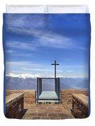 Monte Tamaro Duvet Cover by Joana Kruse
