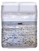 Munkmarsch - Sylt Duvet Cover