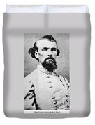 Nathan Bedford Forrest Duvet Cover