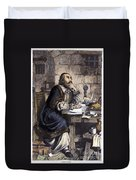Nicholas Ridley (1500-1555) Duvet Cover