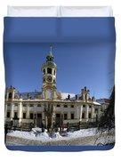 Prague Czech Republic Duvet Cover