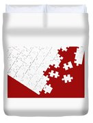 Puzzle Duvet Cover by Joana Kruse