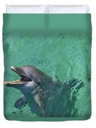 Roatan, Bay Islands, Honduras Duvet Cover