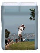 San Diego Duvet Cover