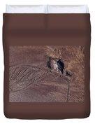 Sandmaps Duvet Cover