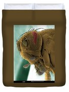 Sem Of A Mutant Fruit Fly Duvet Cover