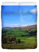 Sperrin Mountains, Co Tyrone, Ireland Duvet Cover