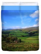 Sperrin Mountains, Co Tyrone, Ireland Duvet Cover