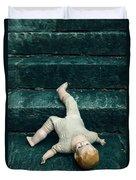 The Doll Duvet Cover