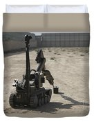The Teodor Heavy-duty Bomb Disposal Duvet Cover