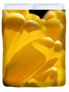 Tulip Named Big Smile Duvet Cover