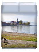 Wasserburg Duvet Cover by Joana Kruse