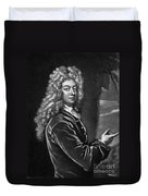 William Congreve Duvet Cover