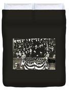 William Howard Taft Duvet Cover