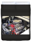 347 Stroker Duvet Cover by Paul Mashburn