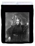 Andrew Jackson (1767-1845) Duvet Cover
