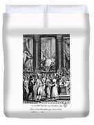 French Revolution, 1789 Duvet Cover