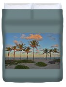39- Evening In Paradise Duvet Cover