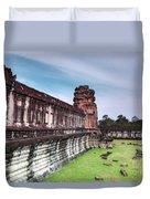 Angkor Wat Duvet Cover