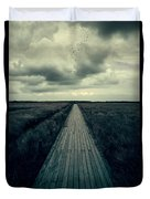 Boardwalk Duvet Cover by Joana Kruse