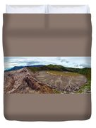 Bromo Crater Duvet Cover