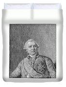 Charles De Vergennes Duvet Cover