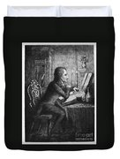 Charles Lamb (1775-1834) Duvet Cover