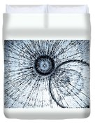 Circle 3d Art Duvet Cover