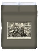 Civil War: Vicksburg, 1863 Duvet Cover
