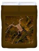 Common Frog Duvet Cover