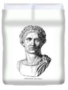 Constantine I (d. 337) Duvet Cover