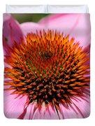 Echinacea Purpurea Or Purple Coneflower Duvet Cover