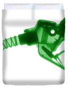 Gas Nozzle, X-ray Duvet Cover
