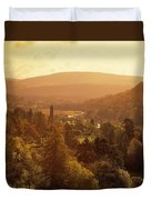 Glendalough, Co Wicklow, Ireland Duvet Cover