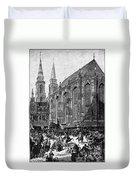 Gustavus II (1594-1632) Duvet Cover