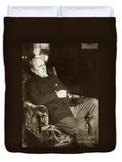 Henry James (1843-1916) Duvet Cover