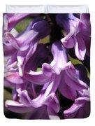 Hyacinth Named Splendid Cornelia Duvet Cover