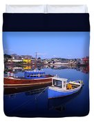 Kinsale, Co Cork, Ireland Duvet Cover