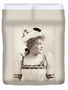 Lillian Russell (1861-1922) Duvet Cover