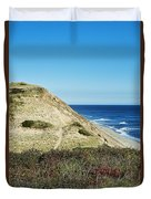 Long Nook Beach Duvet Cover