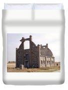 Schott Stone Barn Duvet Cover