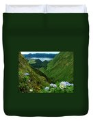 Sete Cidades - Azores Duvet Cover