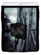 Suitcase Duvet Cover