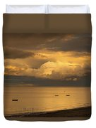 Sunderland, Tyne And Wear, England Duvet Cover