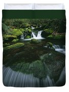 Tennessee, United States Of America Duvet Cover