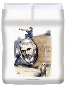 Thomas Carlyle (1795-1881) Duvet Cover