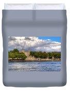 Tower Of London Duvet Cover