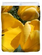 Tulip Named Big Smile Duvet Cover