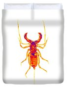 Whipscorpion X-ray Duvet Cover